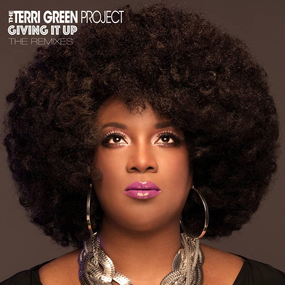 Giving it Up - Terri Green Project veröffentlicht 2. Single