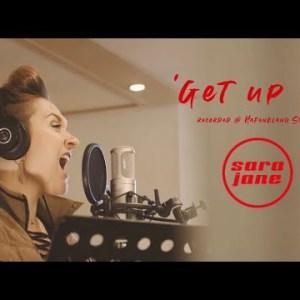 Videopremiere: sarajane - Get Up 10