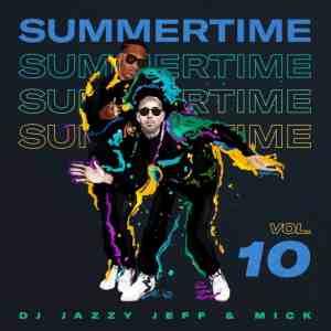 DJ Jazzy Jeff & MICK veröffentlichen Summertime Vol. 10 • free mixtape