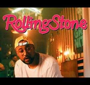 PETE BOATENG reist mit 'Rolling Stone' in seine Vergangenheit (Video)