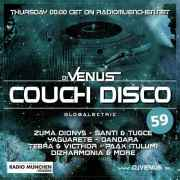 Couch Disco 059 by Dj Venus (Podcast)