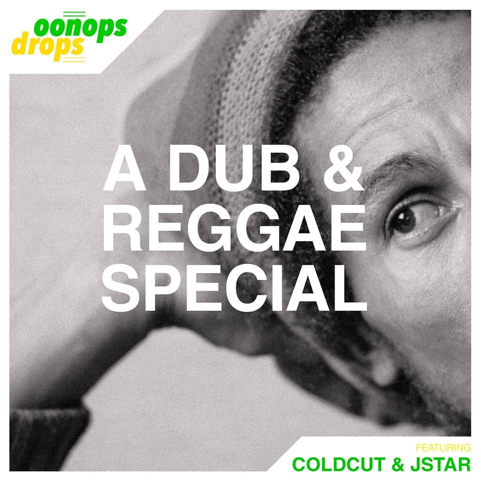 Oonops Drops - A Dub and Reggae Special • FREE PODCAST