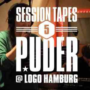 Veranstaltungstipp: PUDER Session Tapes 5 im Logo Hamburg 27.08. bis 31.08.19 • #pudersessiontapes