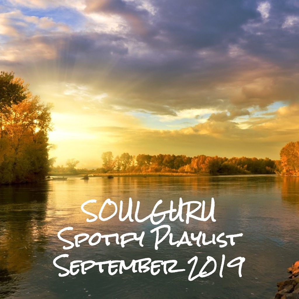 Die SOULGURU Spotify Playlist September 2019