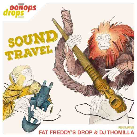 Oonops Drops - Sound Travel • FREE PODCAST
