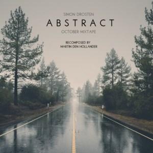 Simon Drosten - ABSTRACT (Oktober 2019 Mixtape) - Live Piano by Martin Den Hollander