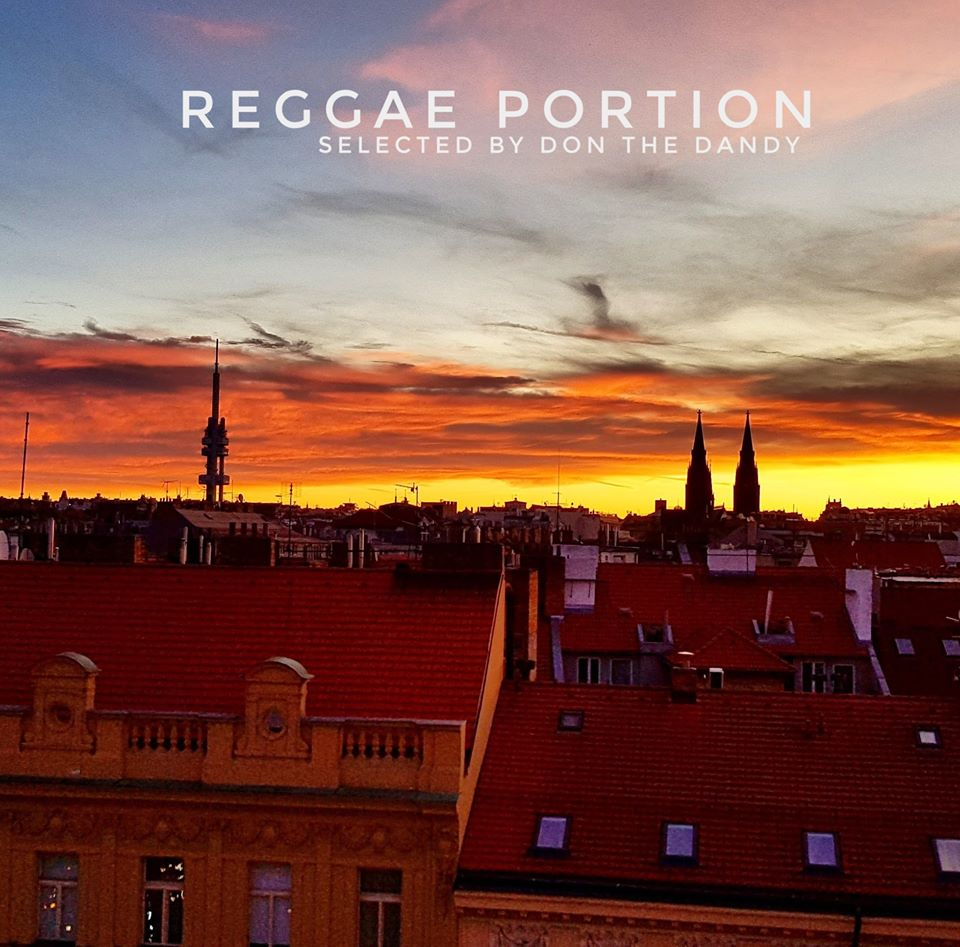 REGGAE PORTION • selected by Don the Dandy