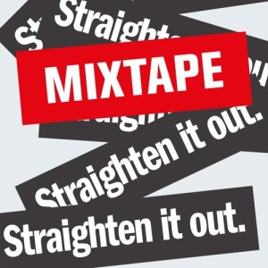 Jerry Nice & Proof - Straighten It Out (Mixtape)