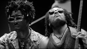 Saint Jhn - Borders feat. Lenny Kravitz (official Music Video)