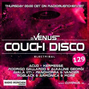 Couch Disco 129 by Dj Venus (Podcast)