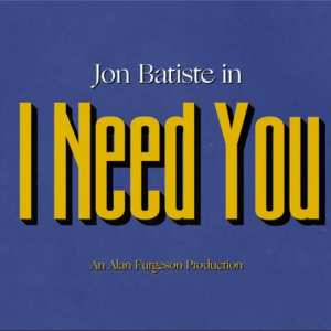 Videopremiere: Jon Batiste – I NEED YOU