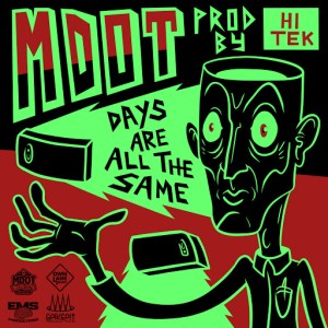 Videopremiere: M-Dot – Days Are All The Same