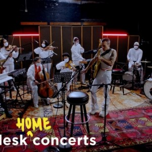 Gabriel Garzón-Montano: Tiny Desk (Home) Concert (Video) + Agüita (full Album-Stream)