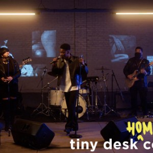 GIVĒON: Tiny Desk (Home) Concert (Video)