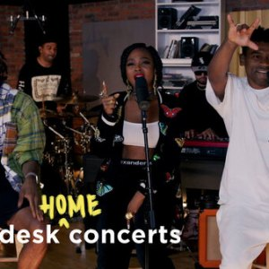 ChocQuibTown: Tiny Desk meets AFROPUNK Concert (Video)