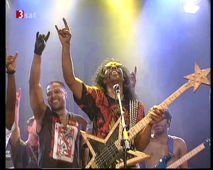 Bootsy Collins Live @ Jazz Baltica Salzau Germany 1998 (Konzertvideo