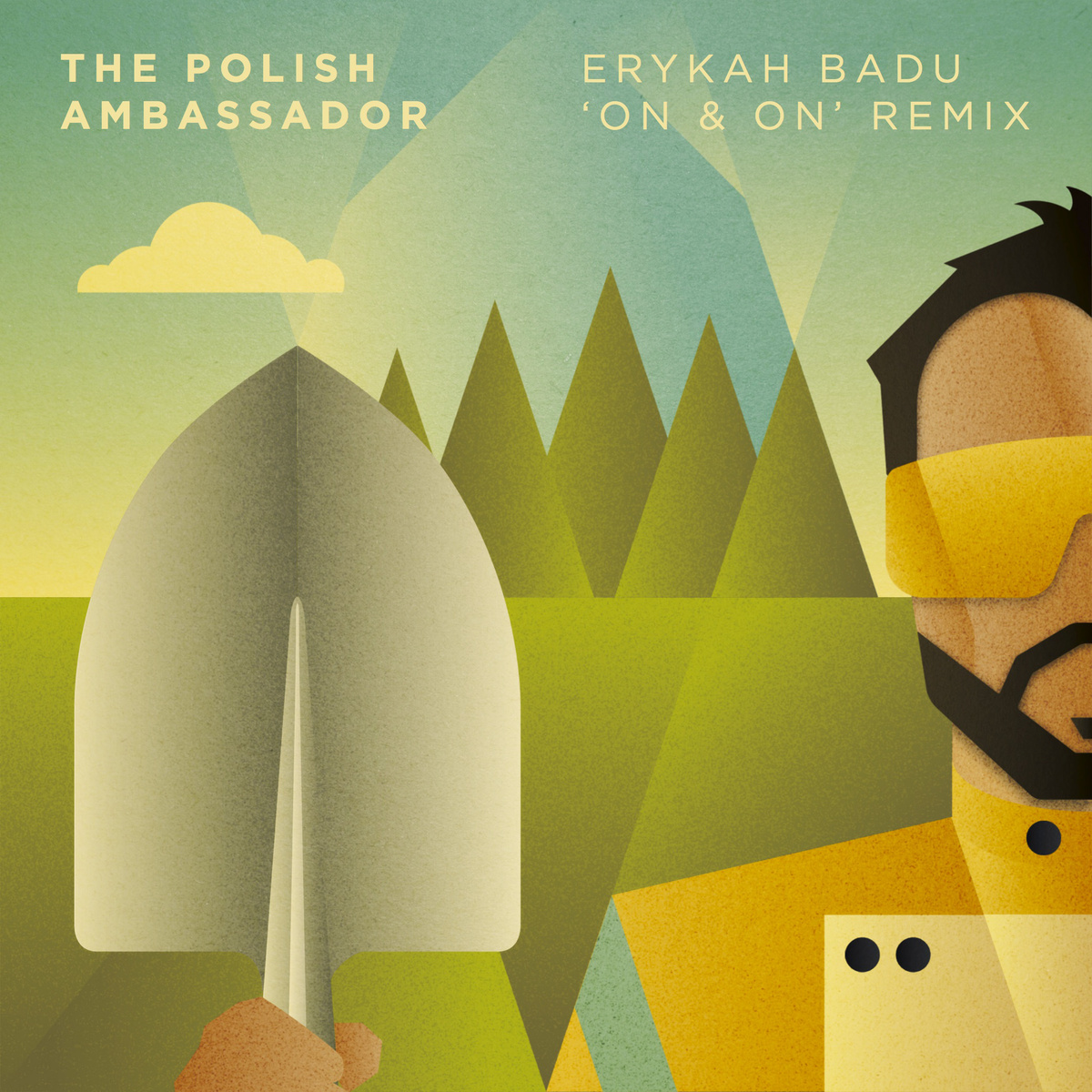 Erykah Badu - On and On (The Polish Ambassador Remix)