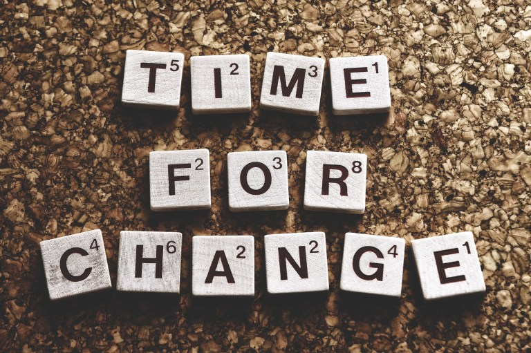 Why we Resist Change & How to Overcome Stagnation