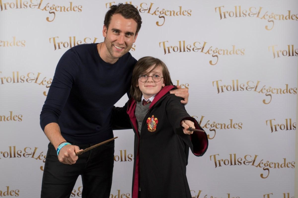 Journée spéciale Harry Potter à Trolls&Légendes