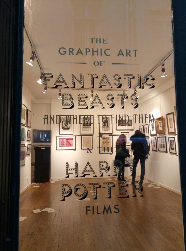 Exposition Mina Lima à Paris_Génération Harry Potter_souliervertblog