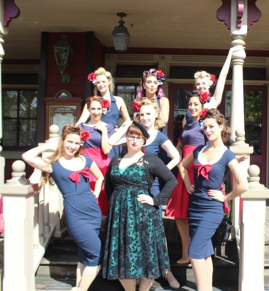 Dapper Day, le rdv incontournable retro & chic à Disneyland