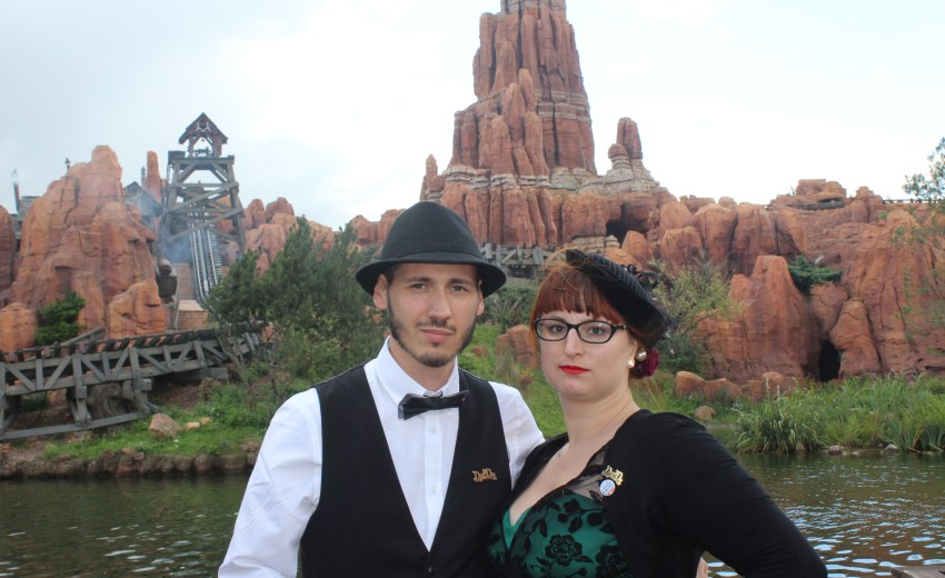 Dapper Day, la journée retro & chic à Disneyland