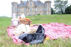 Un goûter automnal Château Cacaudière_souliervertblog