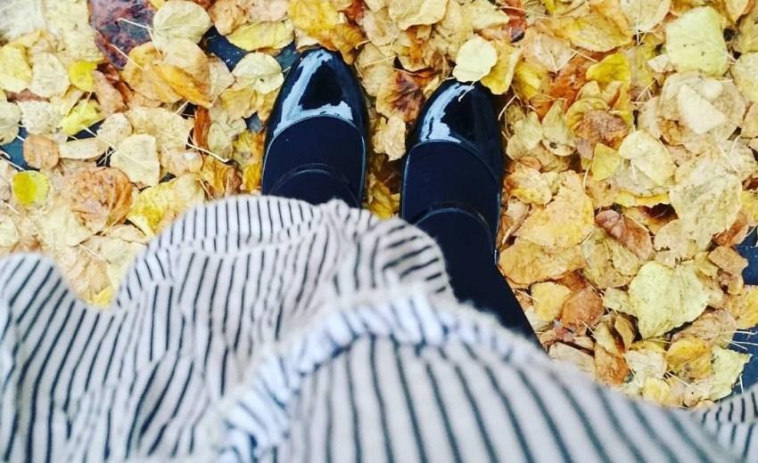 Une fille de l'automne