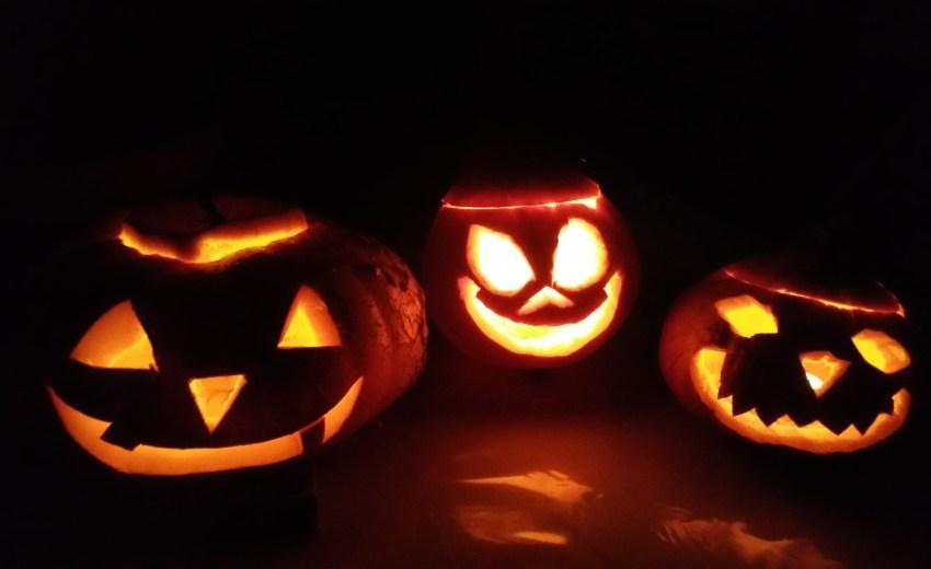 Trick or treat. Ma soirée d'Halloween parfaite…