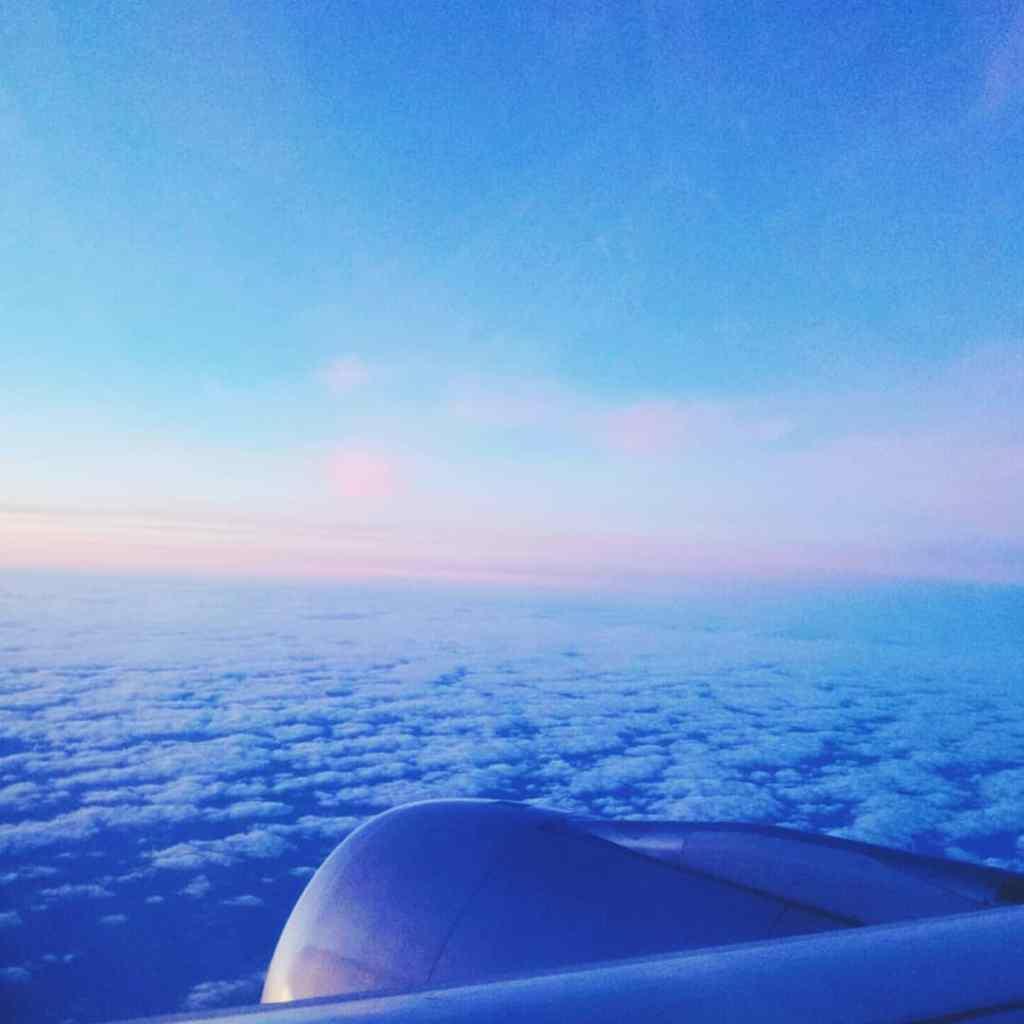 Avion Destination Canada