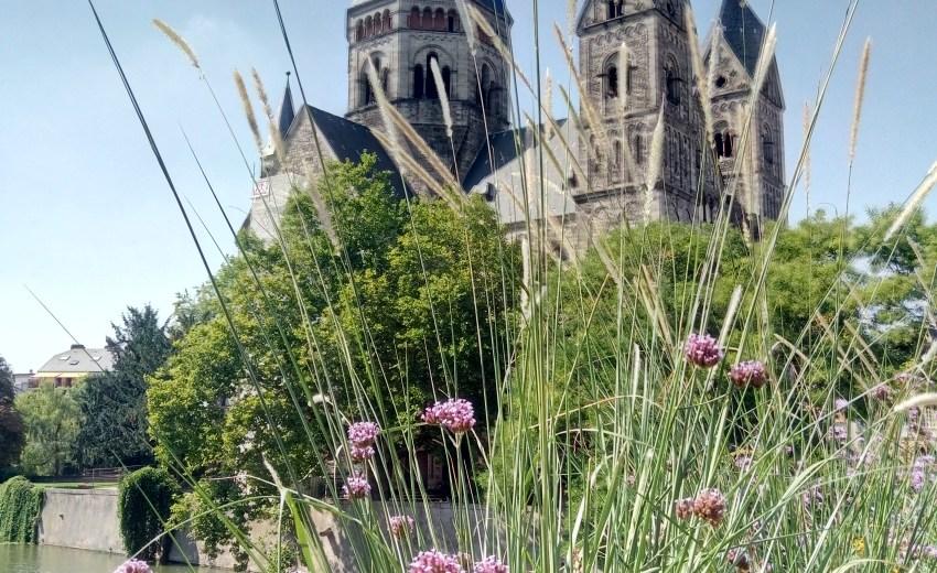 Visiter Metz autrement
