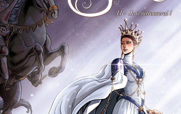 Princesse Sara – Tome 11, Je te retrouverai