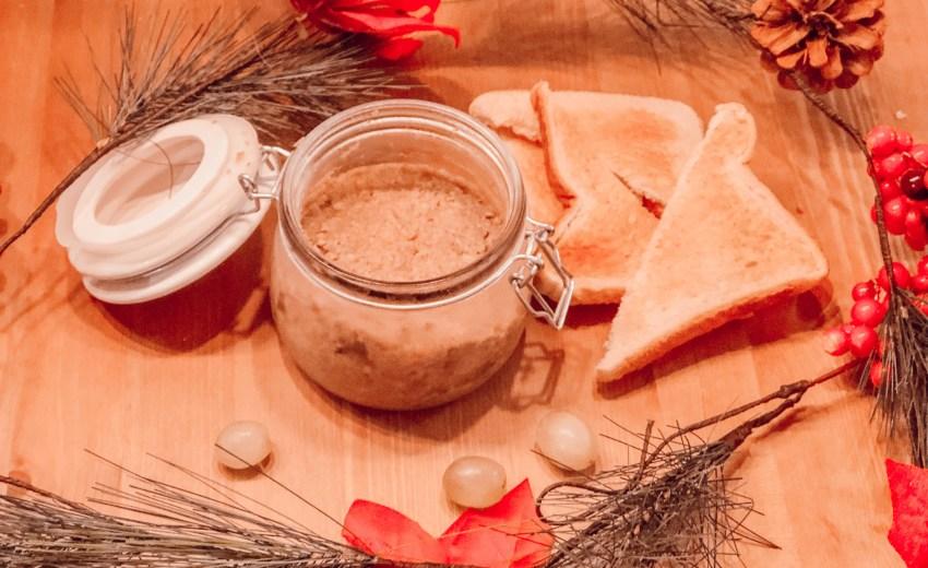 Ma recette de foie gras végétarien ou faux-gras