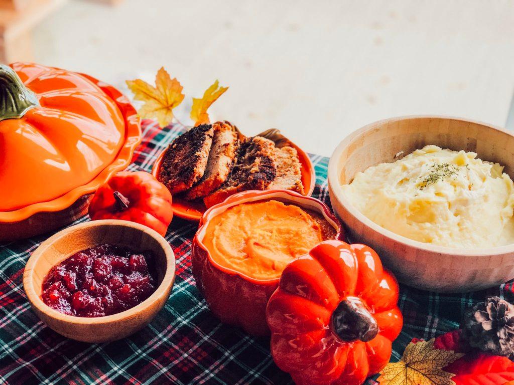 Thanksgiving végétarien