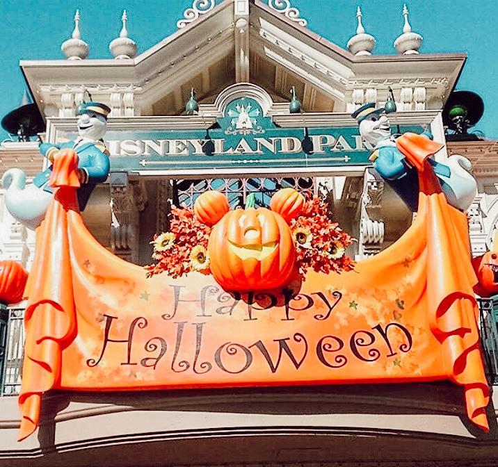 Belles photos à Disneyland
