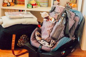 Ma valise de maternité