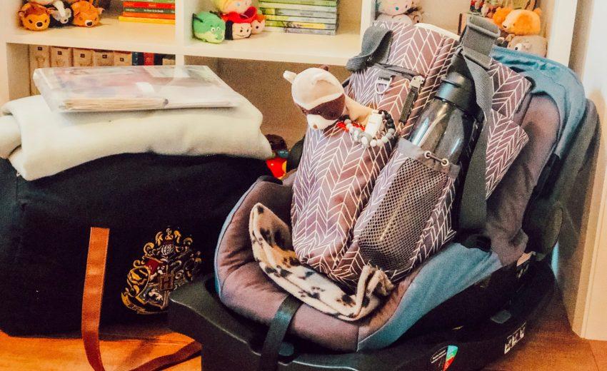 Ma valise de maternité + check-list à imprimer