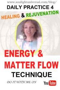 Energy-Matter-Flow-Technique