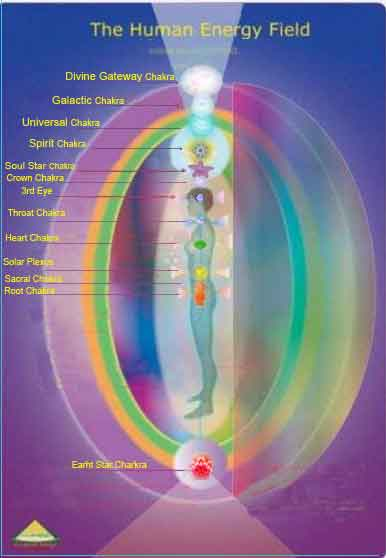 #12-Chakras and Body's Energy Field, Soul Light Universal, #Alternative Thearapy, Alternative Healer, New York, New York