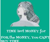 #Time or #Money