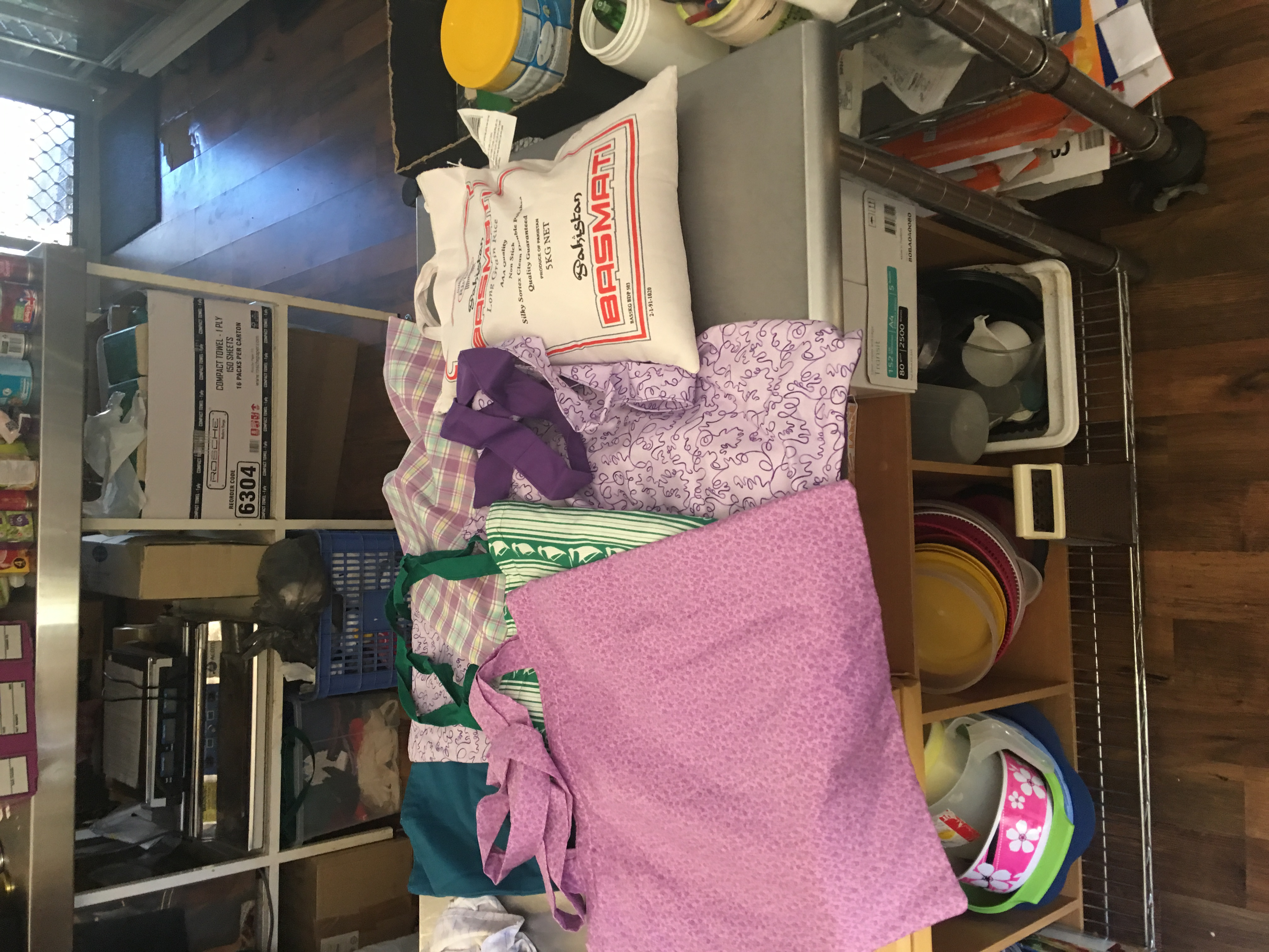 CWA Safety Bay Belles Donation