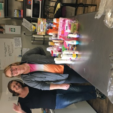 Toiletry Donation For S.O.U.L. Care
