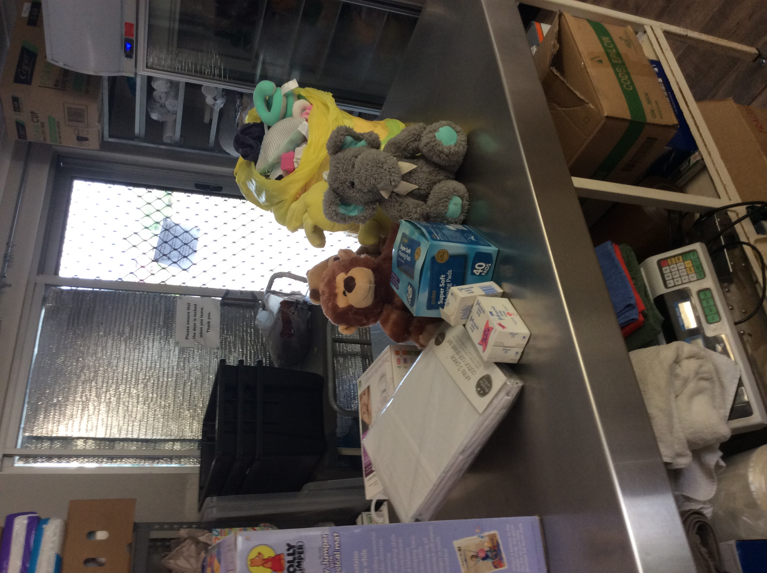 Baby Items Donation