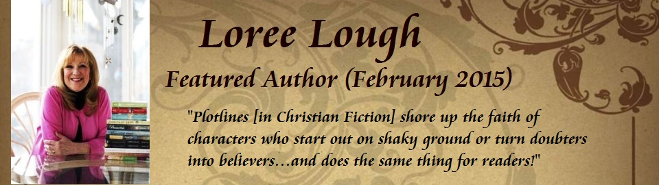 Featured Author: Loree Lough