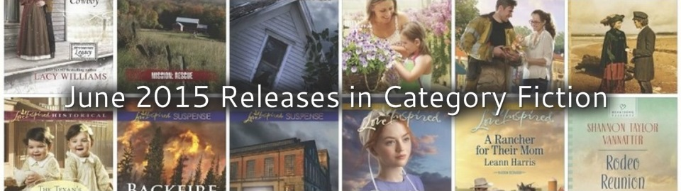 June 2015 Releases in Category Fiction