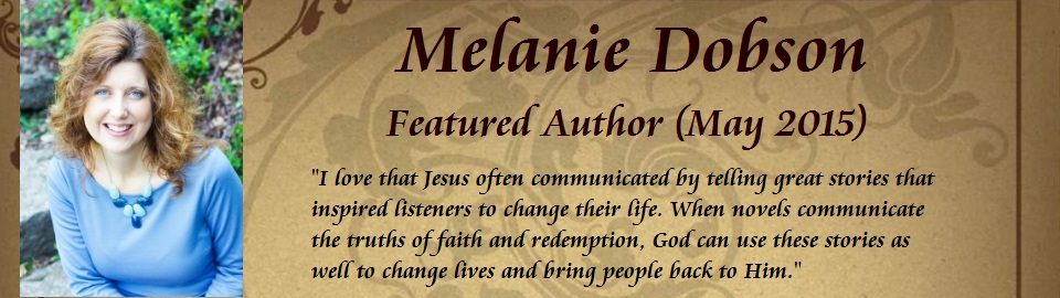 Featured Author: Melanie Dobson