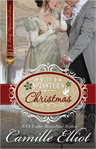 Book Cover: The Spinster's Christmas
