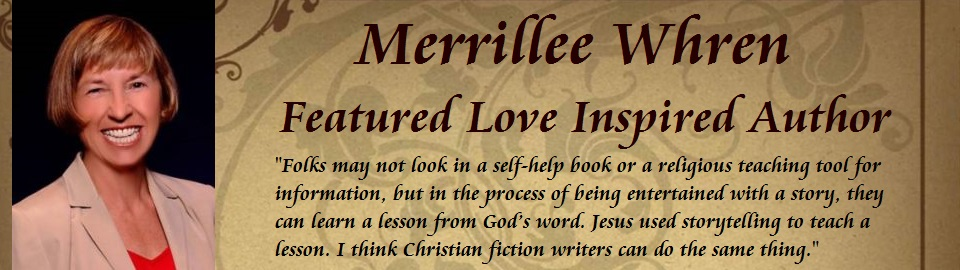 Featured Love Inspired Author: Merrillee Whren
