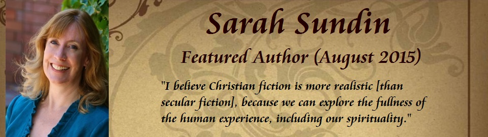 Featured Author: Sarah Sundin