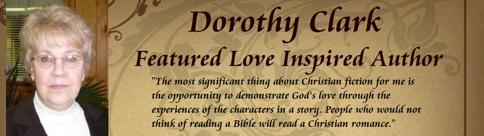 Featured Author: Dorothy Clark